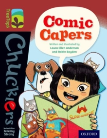 Oxford Reading Tree TreeTops Chucklers: Level 15: Comic Capers, Paperback / softback Book