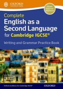 Complete English as a Second Language for Cambridge IGCSE Writing and Grammar Practice Book, Paperback / softback Book