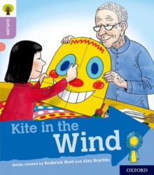Oxford Reading Tree Explore with Biff, Chip and Kipper: Oxford Level 1+: Kite in the Wind, Paperback / softback Book