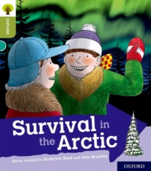Oxford Reading Tree Explore with Biff, Chip and Kipper: Oxford Level 7: Survival in the Arctic, Paperback / softback Book