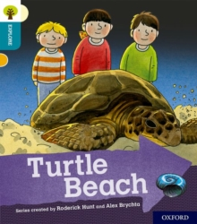 Oxford Reading Tree Explore with Biff, Chip and Kipper: Oxford Level 9: Turtle Beach, Paperback / softback Book