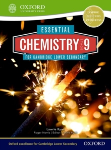 Essential Chemistry for Cambridge Lower Secondary Stage 9 Student Book, Mixed media product Book