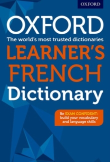 Oxford Learner's French Dictionary, Mixed media product Book