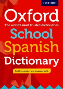 Oxford School Spanish Dictionary, Mixed media product Book