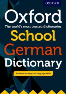 Oxford School German Dictionary, Mixed media product Book