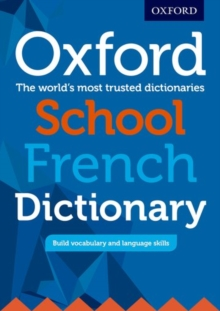 Oxford School French Dictionary, Mixed media product Book