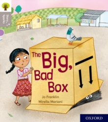 Oxford Reading Tree Story Sparks: Oxford Level 1: The Big, Bad Box, Paperback Book