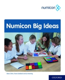 Numicon: Big Ideas, Mixed media product Book