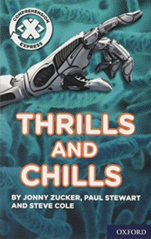 Project X Comprehension Express: Stage 3: Thrills and Chills Pack of 6, Paperback / softback Book