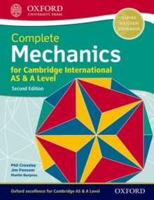 Complete Mechanics for Cambridge International AS & A Level, Mixed media product Book