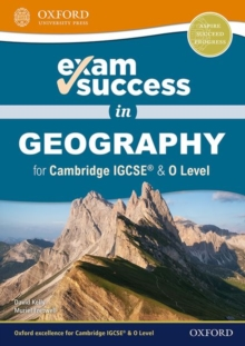 Exam Success in Geography for Cambridge IGCSE (R) & O Level, Mixed media product Book