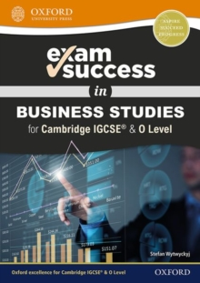 Exam Success in Business Studies for Cambridge IGCSE (R) & O Level, Mixed media product Book