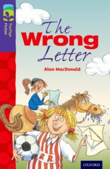 Oxford Reading Tree TreeTops Fiction: Level 11 More Pack A: The Wrong Letter, Paperback / softback Book