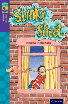 Oxford Reading Tree TreeTops Fiction: Level 11 More Pack B: Stinky Street, Paperback / softback Book