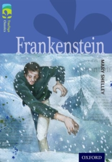 Oxford Reading Tree TreeTops Classics: Level 17: Frankenstein, Paperback / softback Book