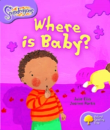 Oxford Reading Tree: Level 1+: Snapdragons: Where Is Baby?, Paperback Book
