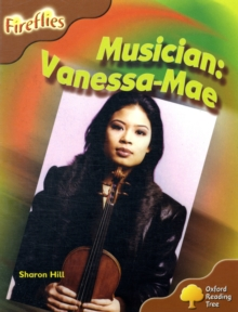 Oxford Reading Tree: Level 8: Fireflies: Musician: Vanessa Mae, Paperback Book