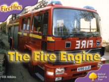 Oxford Reading Tree: Level 1+: More Fireflies A: The Fire Engine, Paperback / softback Book