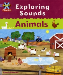 Project X Phonics Lilac: Exploring Sounds: Animals, Paperback / softback Book