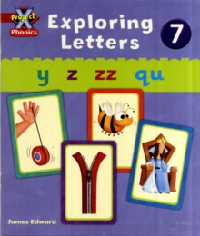 Project X Phonics: Red Exploring Letters 7, Paperback / softback Book