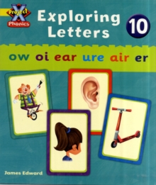 Project X Phonics: Yellow Exploring Letters 10, Paperback Book