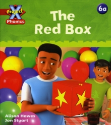 Project X Phonics: Red 6a The Red Box, Paperback Book