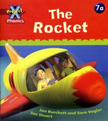 Project X Phonics: Red 7a The Rocket, Paperback Book