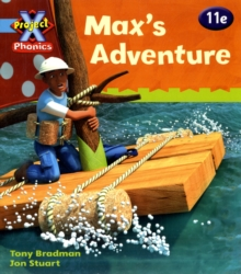 Project X Phonics Blue: 11e Max's Adventure, Paperback / softback Book