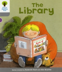 Oxford Reading Tree: Level 1: Wordless Stories A: Library, Paperback / softback Book