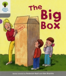 Oxford Reading Tree: Level 1: Wordless Stories B: Big Box, Paperback / softback Book