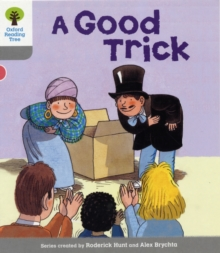 Oxford Reading Tree: Level 1: First Words: Good Trick, Paperback / softback Book