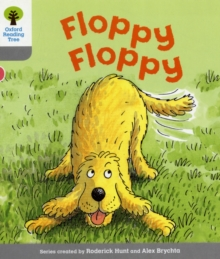 Oxford Reading Tree: Level 1: First Words: Floppy Floppy, Paperback / softback Book