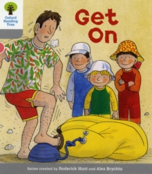 Oxford Reading Tree: Level 1: More First Words: Get On, Paperback / softback Book