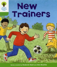 Oxford Reading Tree: Level 2: Stories: New Trainers, Paperback / softback Book