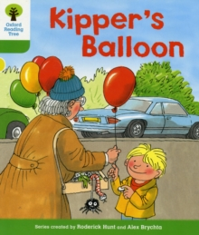 Oxford Reading Tree: Level 2: More Stories A: Kipper's Balloon, Paperback / softback Book