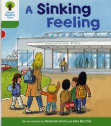 Oxford Reading Tree: Level 2: Patterned Stories: A Sinking Feeling, Paperback / softback Book