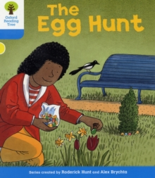 Oxford Reading Tree: Level 3: Stories: The Egg Hunt, Paperback / softback Book
