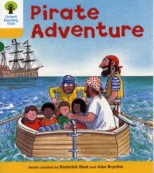 Oxford Reading Tree: Level 5: Stories: Pirate Adventure, Paperback / softback Book
