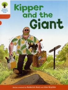 Oxford Reading Tree: Level 6: Stories: Kipper and the Giant, Paperback / softback Book