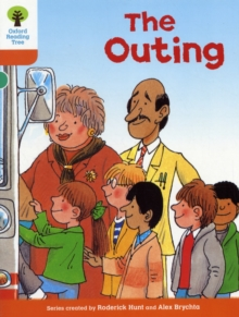 Oxford Reading Tree: Level 6: Stories: The Outing, Paperback / softback Book