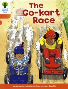 Oxford Reading Tree: Level 6: More Stories A: The Go-kart Race, Paperback / softback Book