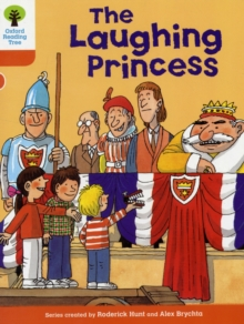 Oxford Reading Tree: Level 6: More Stories A: The Laughing Princess, Paperback / softback Book