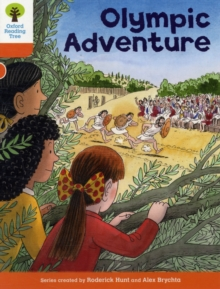 Oxford Reading Tree: Level 6: More Stories B: Olympic Adventure, Paperback / softback Book