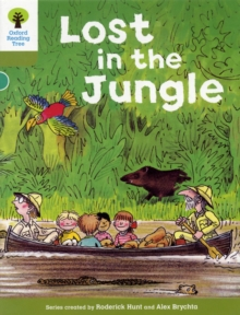 Oxford Reading Tree: Level 7: Stories: Lost in the Jungle, Paperback / softback Book