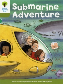 Oxford Reading Tree: Level 7: Stories: Submarine Adventure, Paperback / softback Book