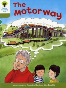 Oxford Reading Tree: Level 7: More Stories A: The Motorway, Paperback / softback Book
