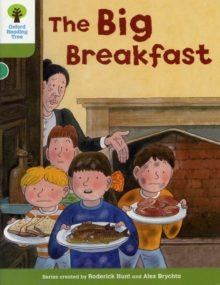 Oxford Reading Tree: Level 7: More Stories B: The Big Breakfast, Paperback / softback Book