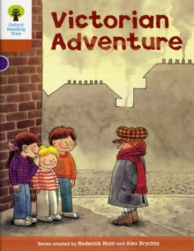 Oxford Reading Tree: Level 8: Stories: Victorian Adventure, Paperback / softback Book