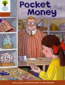 Oxford Reading Tree: Level 8: More Stories: Pocket Money, Paperback / softback Book