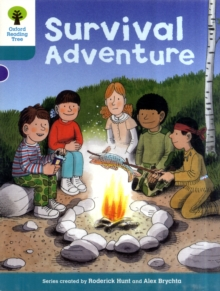 Oxford Reading Tree: Level 9: Stories: Survival Adventure, Paperback / softback Book